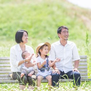 家族写真 フォトステージノア 外 ロケーション 埼玉県